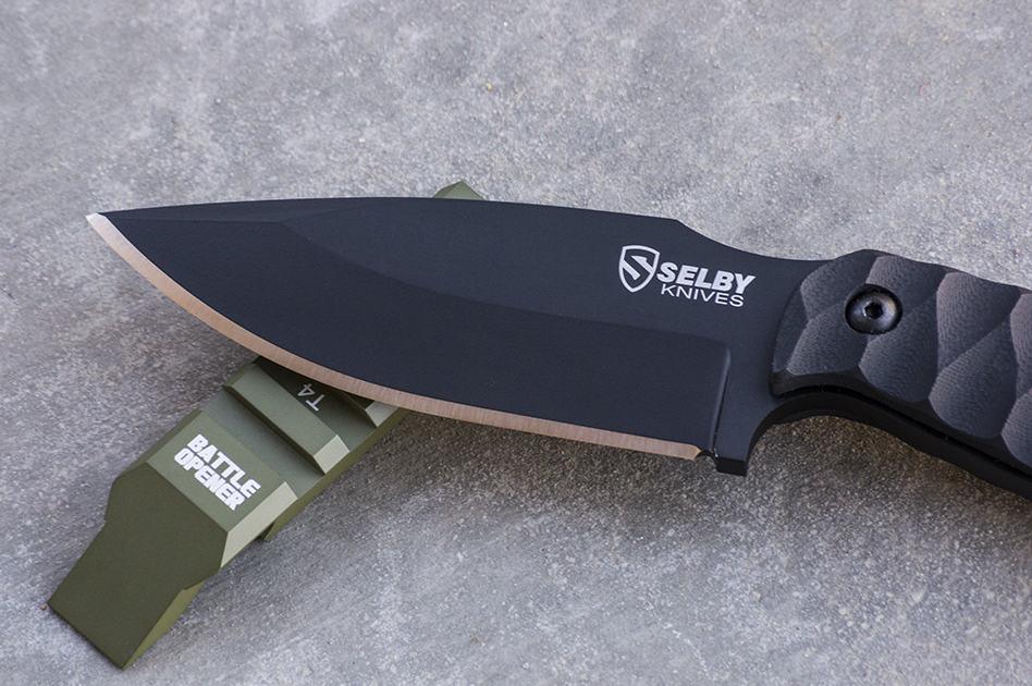 Sleby Knives Folsom
