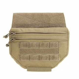 Drop Down Utility Pouch Coyote