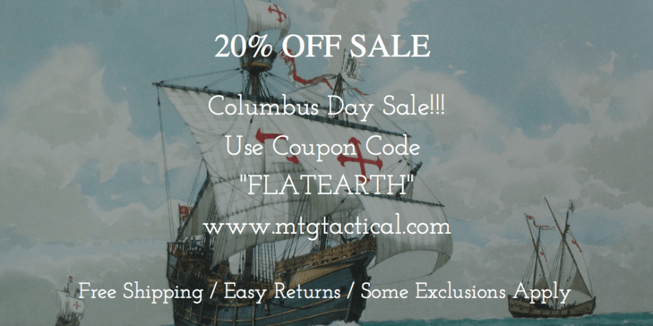 MTG columbus Day Sale