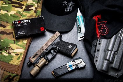 Disruptive Tactical Pants and L2 Defence Slide