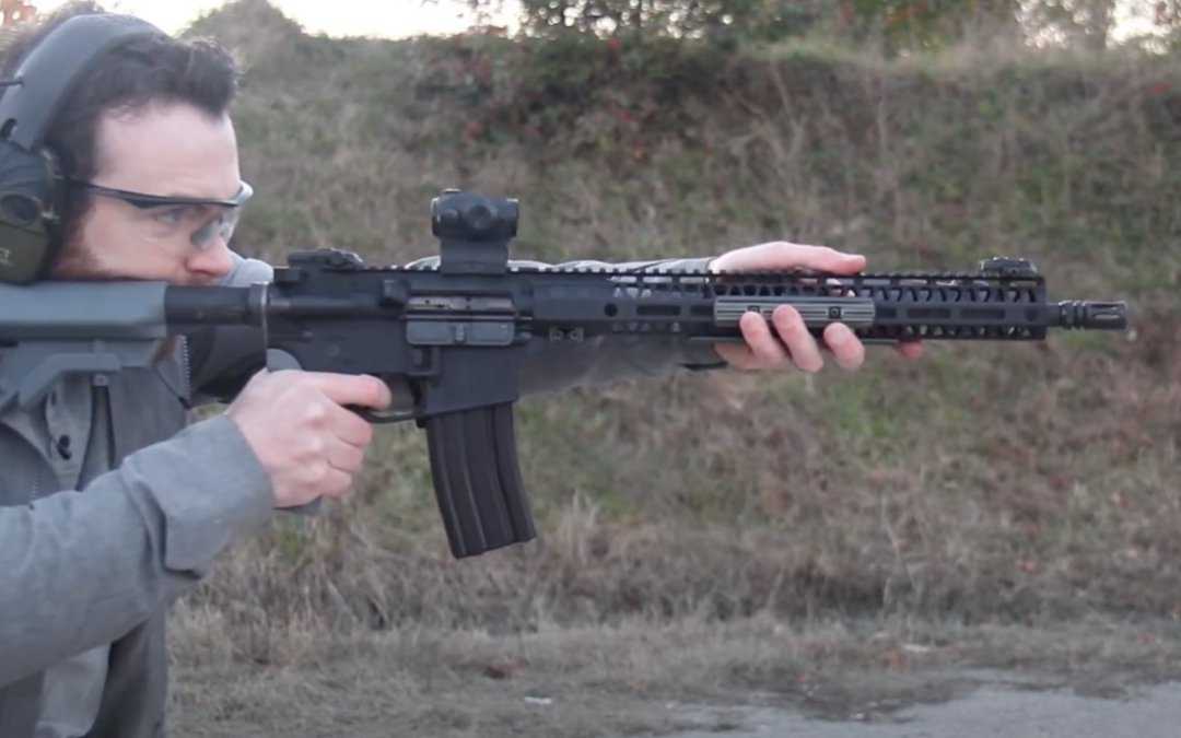 Geared Mind's UHPR Mod 2 Rail Video Review