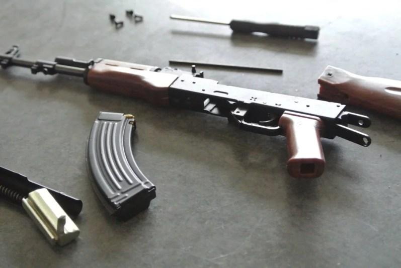 Goat Gun Ak-47 detailed review