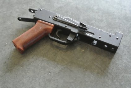 Goat Gun Ak-47 details lower reciever