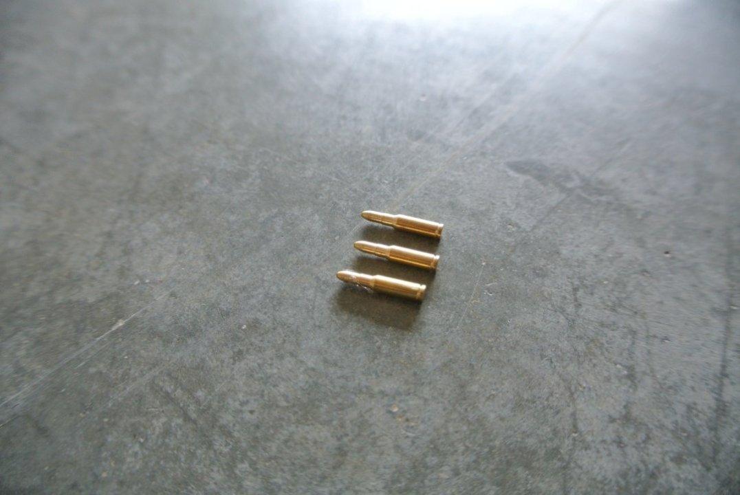 Goat Gun Ak-47 three rounds