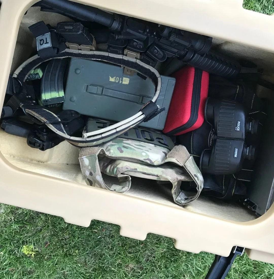 Range box endurance 40