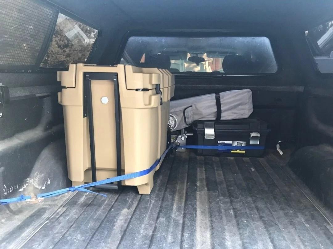 Speedbox Endurance 40 truck storage