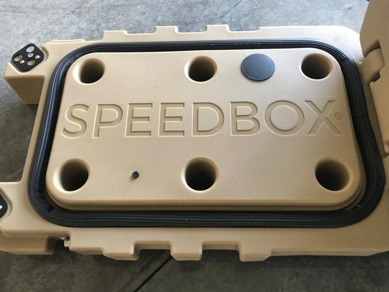 open speedbox 40