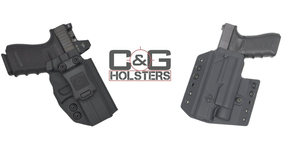 MTG Tactical Now Carrying C&G Quick Ship Holsters