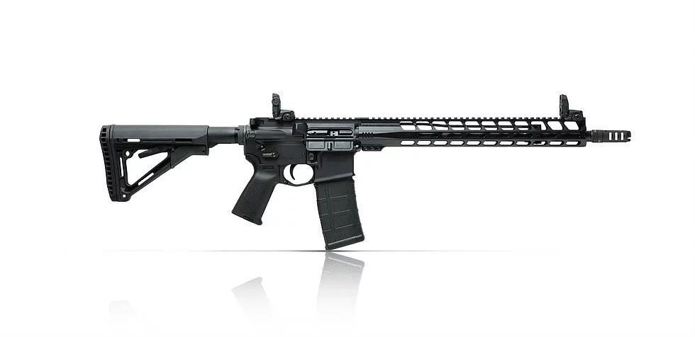 Lantac LA-SF15 Rifle Pictures