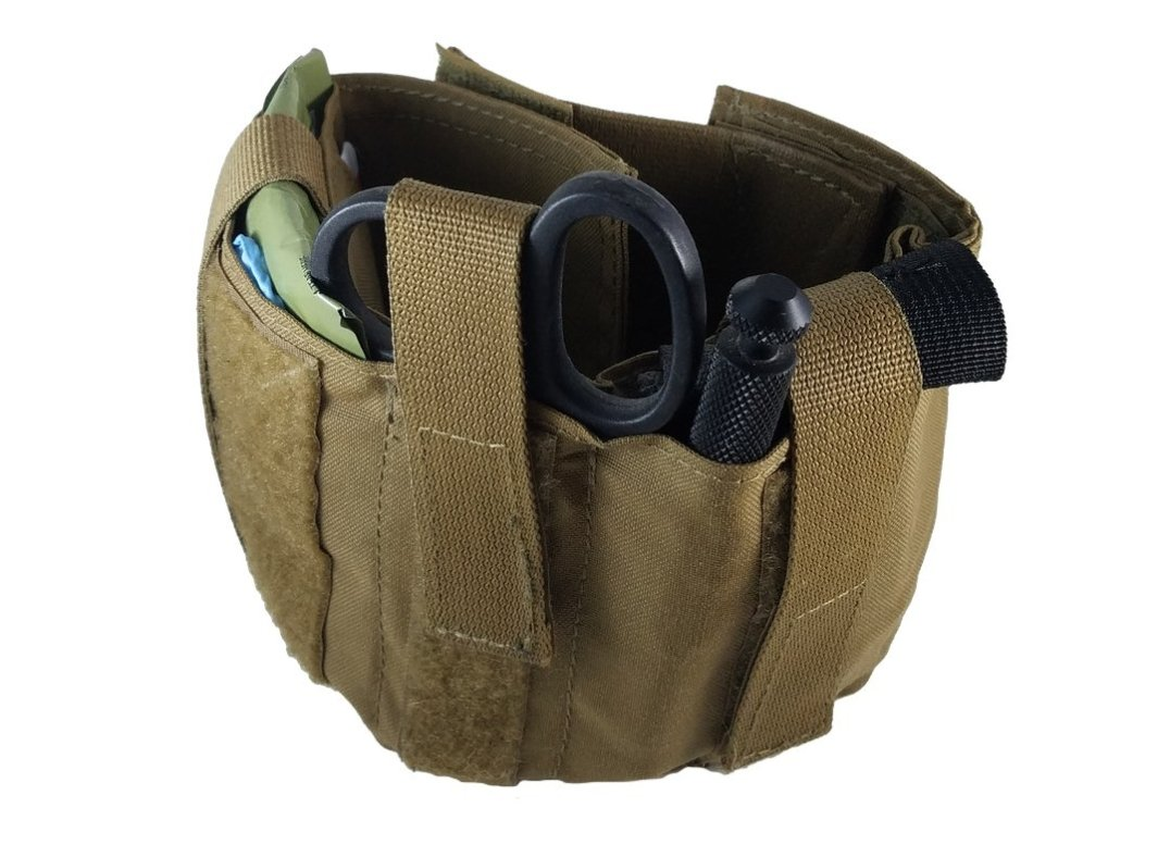 Rykers Tactical nylon AFAK Reviews