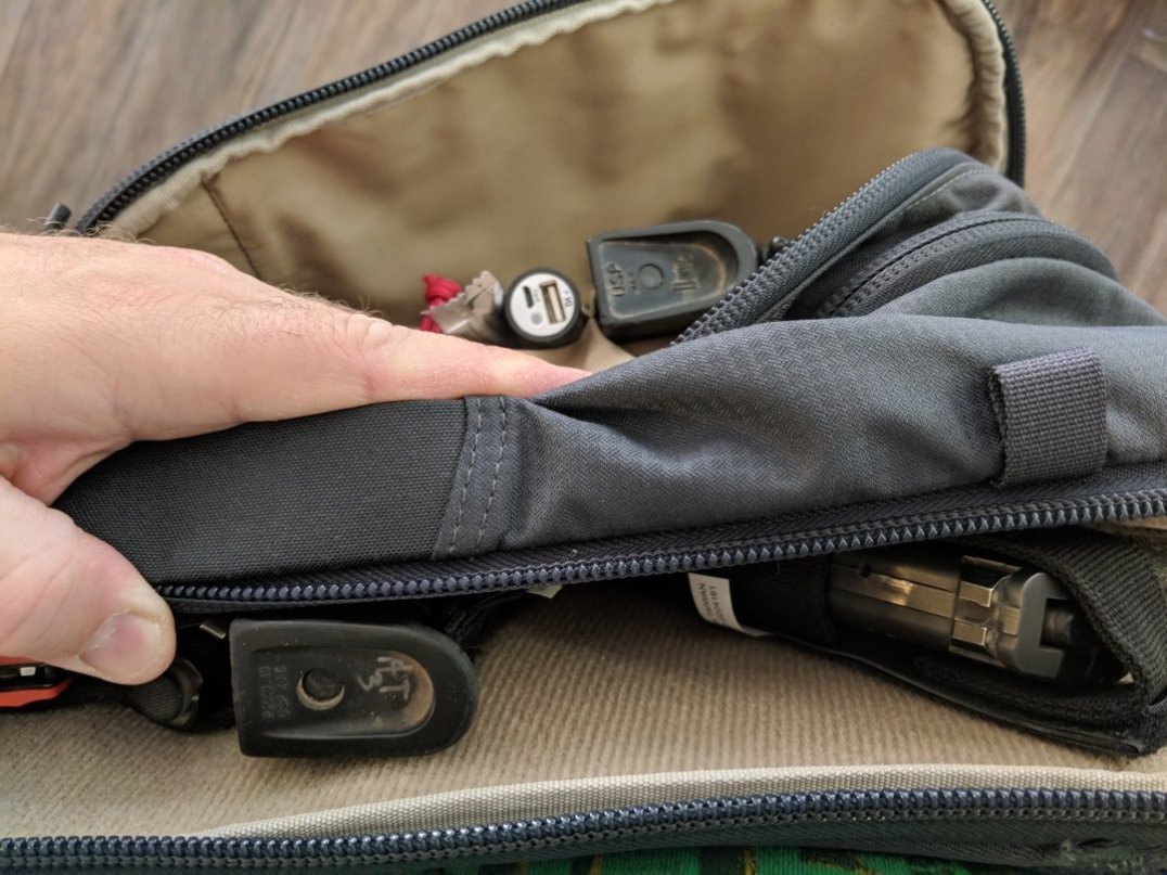 Vertx EDC Commuter Sling Bag Reviews