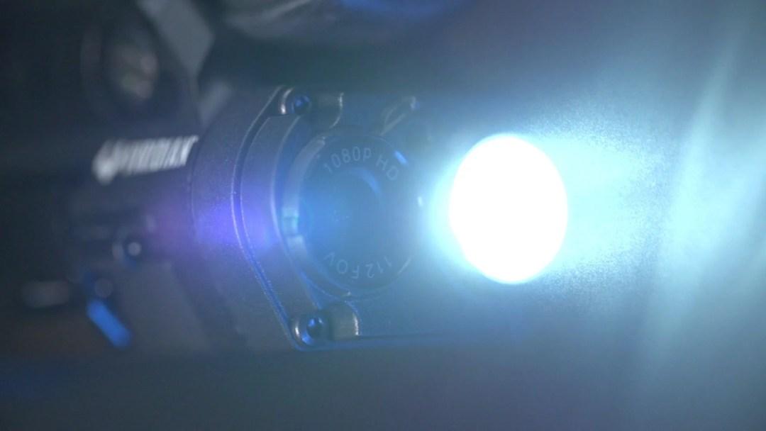VIRIDIAN XTL G3 LIGHT And HD CAMERA COMBO
