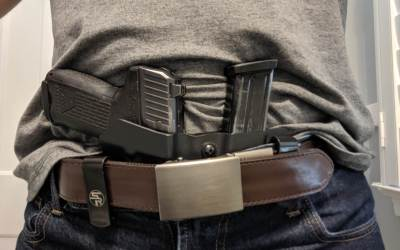 Stay Ready Gear Full House AIWB Holster Review