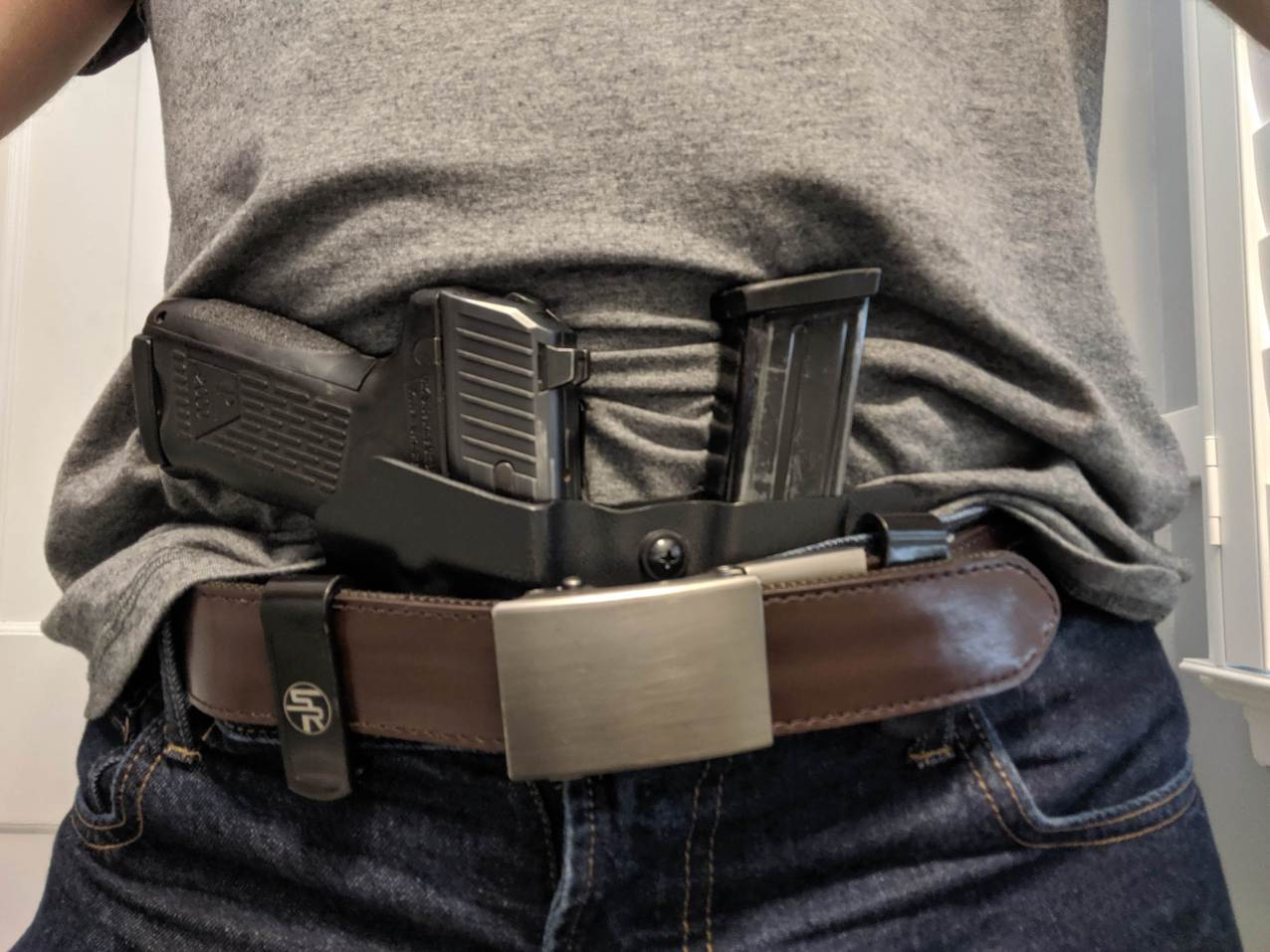 Stay Ready Gear Full House AIWB Holster Pictures