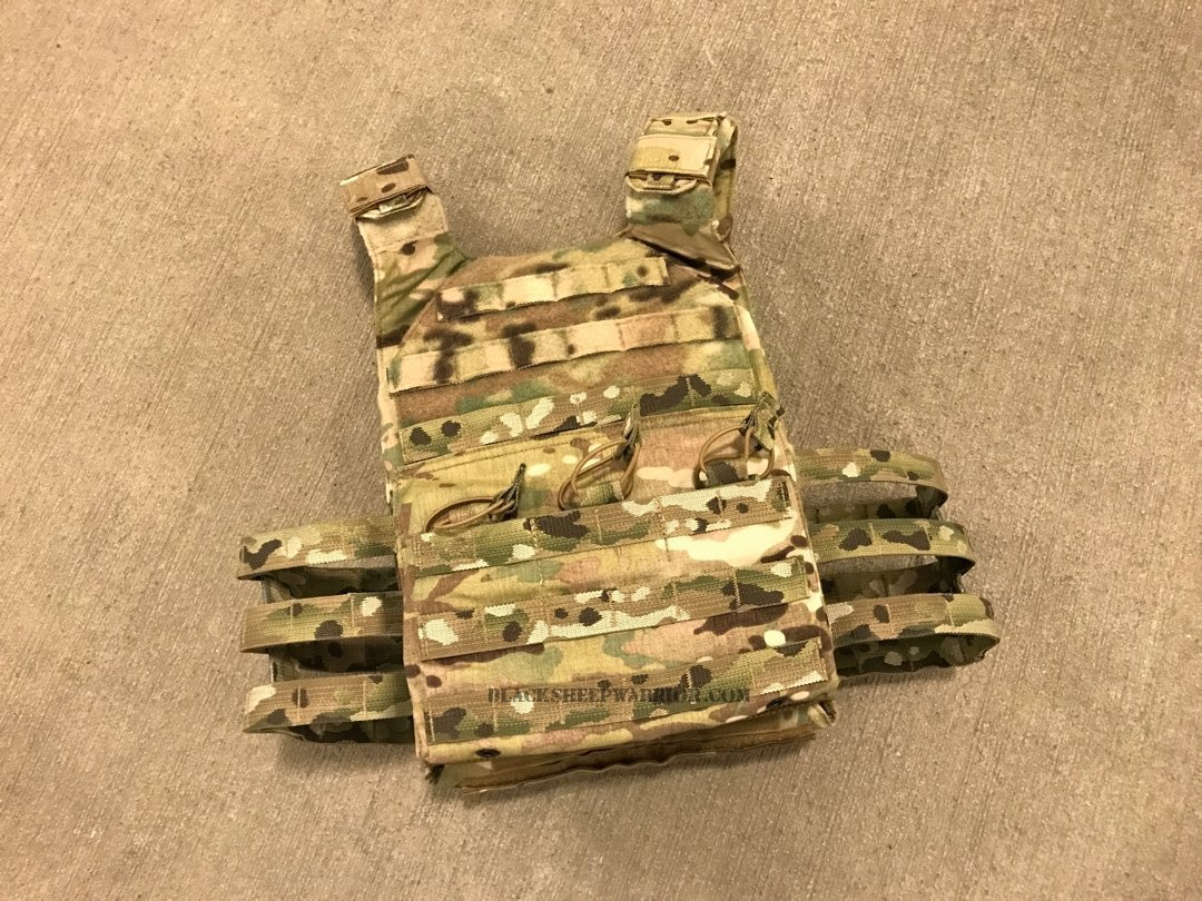 TAG Plate Carrier Review