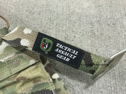 TAG Vanguard Radio Pouch