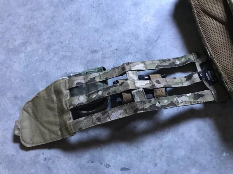 Tactical Assault Gear Skeletal Cummerbund