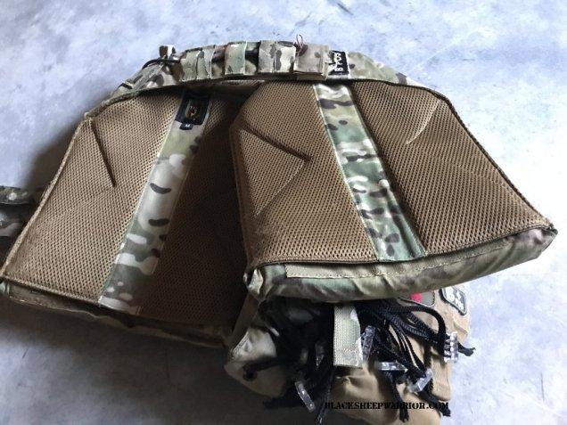 Tag Assault gear Medium Plate Carrier