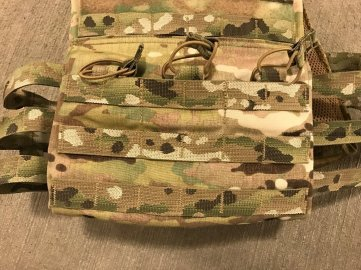 Tag Vanguard Mag Pouch panel
