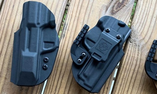 Is C&G Holsters Developing a New AIWB called the Darkwing?
