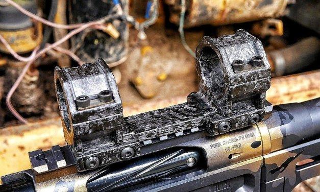 Black Collar Arms Carbon Fiber Scope Mount Announced