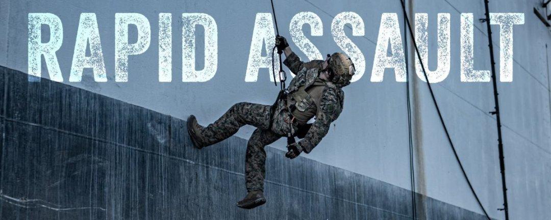 Lalo Rapid Assault Boots Banner