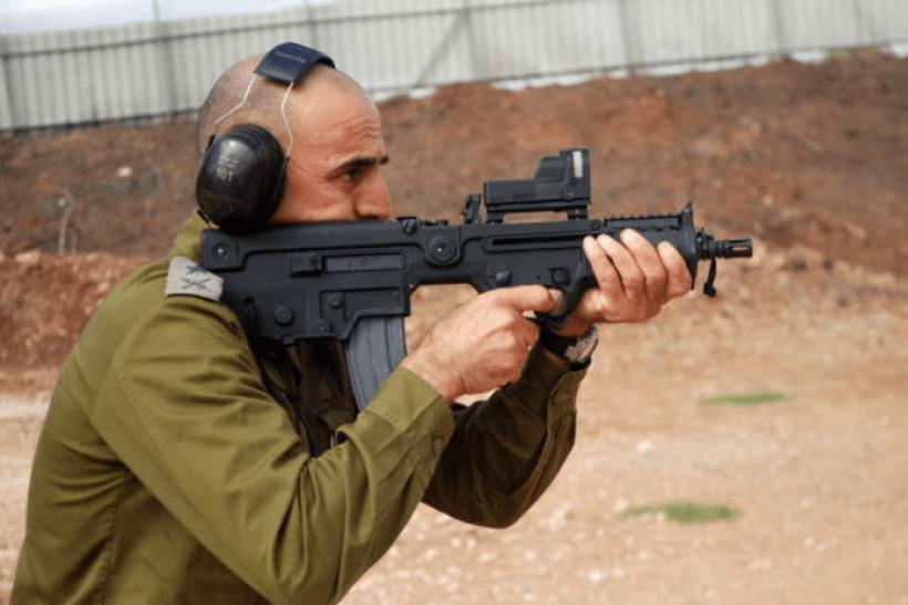 Israeli reflex optic M21