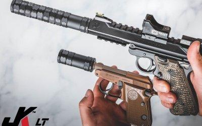 JK Armament 105LT Rimfire MST Announced
