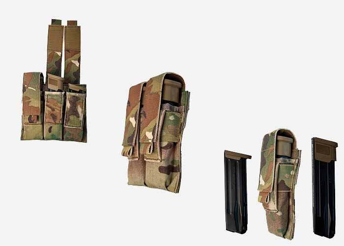 OWYHEE GROUP M17:M18 PISTOL MAG Pouches