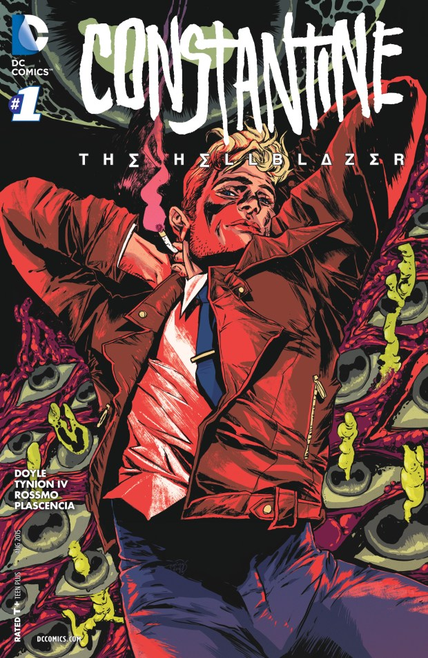 Hellblazer review