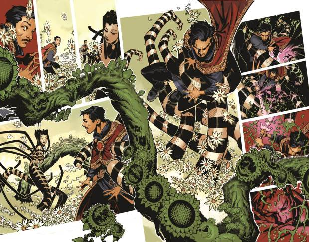 Doctor Strange #1 Review