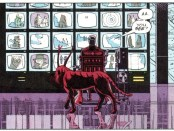 Ozymandias Watchmen Panels
