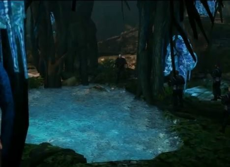 Pool Tree of Life Uncharted