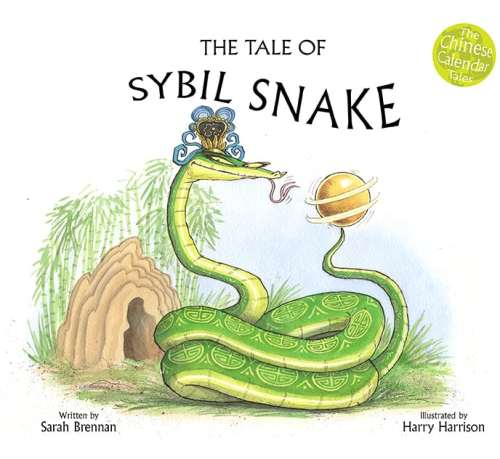Book cover image: The Tale of Sybil Snake