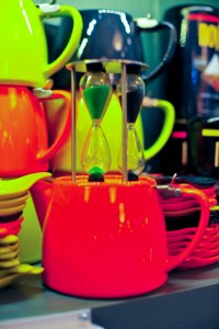 Teapots and Timers