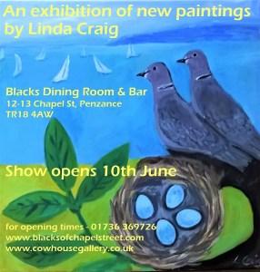Linda Craig Art Show