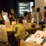 MAAD, a monthly event at the Red Dot Design Museum featuring local art, products, food, fashion and music