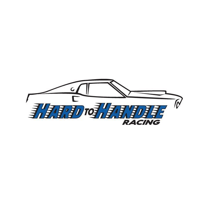 Hard to Handle Racing Logo Design • BlackStone Studio