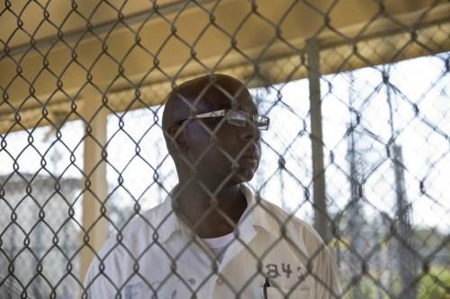 Victim of prison slavery