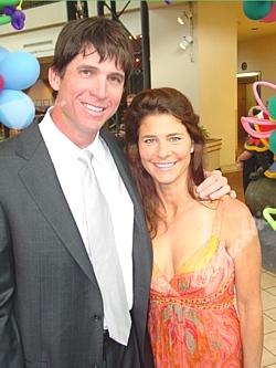 Blacktie Photos Former Bronco Ed And Lisa Mccaffrey