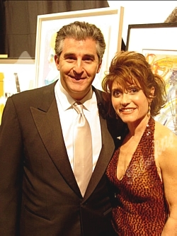 Blacktie  Photos  Corporate chairs Bruce and Nancy Deifik