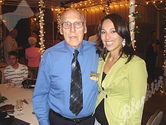 Blacktie  Photos  Veteran Ed Tipper with his proud
