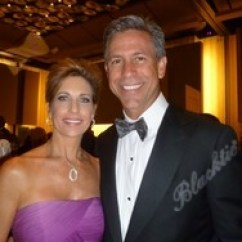 At Home Chairs Polywood Adirondack Chair Blacktie   Photos 2011 Children's Gala Co-chairs Carol And George Solich