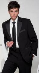 Dress code black tie means