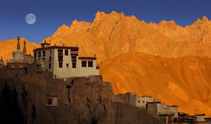 Ladakh Mountain Monasteries  Untouched Landscapes