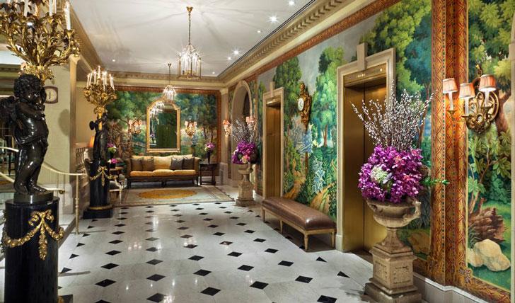 The Hotel Plaza Athenee Luxury Holidays In The USA Black Tomato