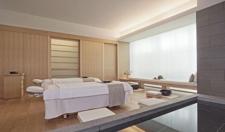Aman Tokyo  Luxury hotel in Tokyo