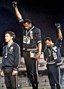 Fist of Freedom: An Olympic Story Not Taught in Schools