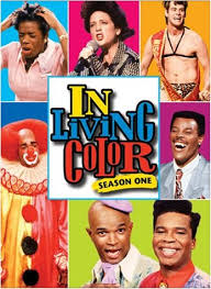 in living color cover