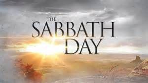 Sabbath Day Scripture (03.30.19) >>> Matthew 11:28